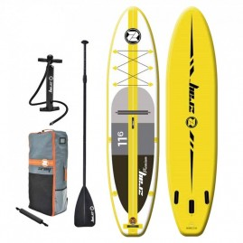 Z RAY A4 PREMIUM 11'6'' SUP with paddle