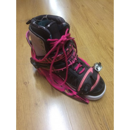 Hyperlite A18 with system Bindings