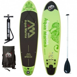 2017 Aqua Marina BREEZE Inflatable Stand-up Paddle Board