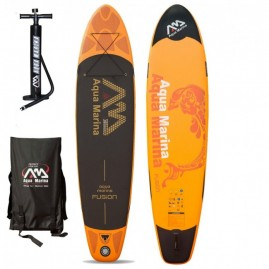 2017 Aqua Marina FUSION Inflatable Stand-up Paddle Board