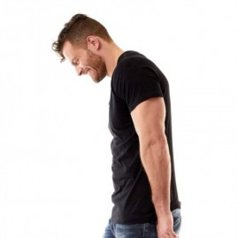 Promo T-Shirt Men Black