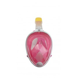 Scuba Force Full Face Mask-Pink
