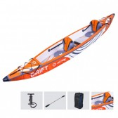 ZRAY Inflatable kayak for 2 person Drift Zray