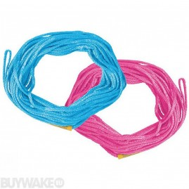Accurate Ropes 70ft Vivid Wake Mainline | Pink