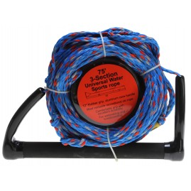 "ACCURATE: 75 FT 12"" UNIVERSAL WATER SPORTS ROPE"