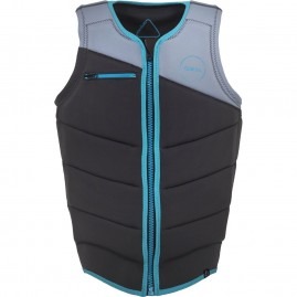 Follow Cinch Pro Impact Life Vest in Charcoal / Grey