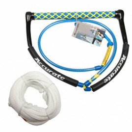 Accurate Ropes RAD EVA Straight w/Poly E Package - White
