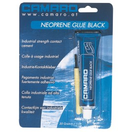 Camaro Neoprene Glue Black