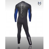 SkinFox Fullsuit Adult 3mm - Blue