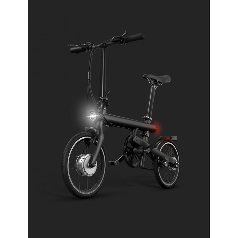 xiaomi mi qicycle folding electric bike eu water motion. Black Bedroom Furniture Sets. Home Design Ideas