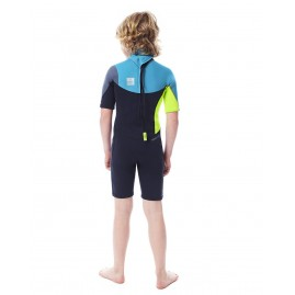 Jobe Boston Shorty 2mm Lime Wetsuit Kids