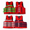 NW Rental Dual Size 4-Buckle Vest - 50N - Red
