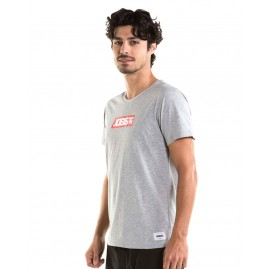 Jobe Casual Logo T-Shirt Men Grey