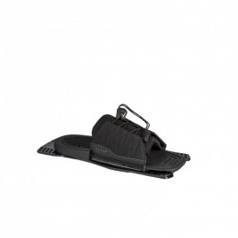 Radar Adjustable Rear Toe - Feather Frame - Black
