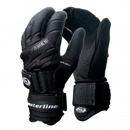 Masterline Masters Curves Gloves-Black