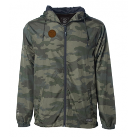 Hyperlite Backwoods Windbreaker Jacket Camo