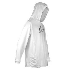 Masterline Eagle Cool-Plus Hoodie White