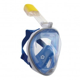 Scuba Force Full Face Mask-Blue