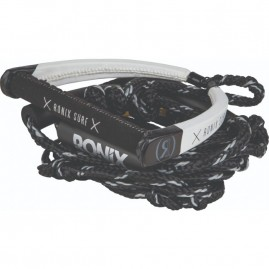 Ronix Surf Rope Bungee PU Synthetic w/10'' Handle w/25ft Rope Package