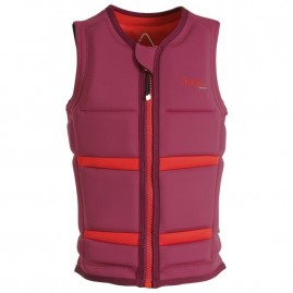 Follow Ladies Surf Impact Vest - Egg Plant