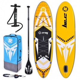 ZRAY X-rider 9'9 Inflatable SUP board complete package