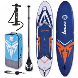 ZRAY X-rider Epic 12' Inflatable SUP board package