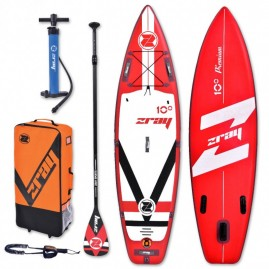 ZRAY Fury 10' Inflatable SUP board complete package