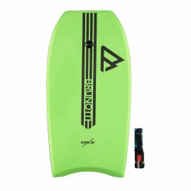 "Brunotti Shore 38"" Bodyboard Lime"