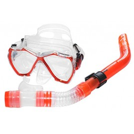 Camaro Dive Set Profi Orange, One Size
