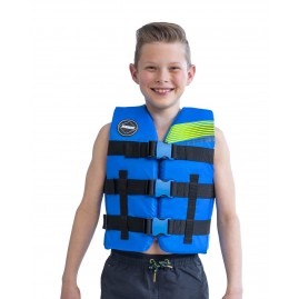 Jobe Nylon Vests Kids BLue