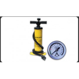 Advanced Elements Double Action Pump w/Pressure Gauge
