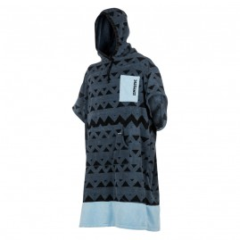 Mystic Poncho Junior One Size / Pewter