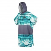 Mystic Poncho Allover One Size / Mint