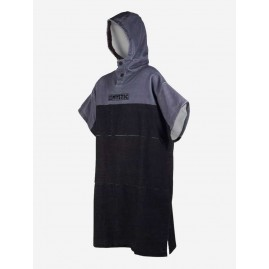 Mystic Poncho Regular One Size / Black-Grey