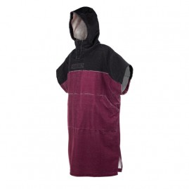 Mystic Poncho Regular One Size /Dark Red