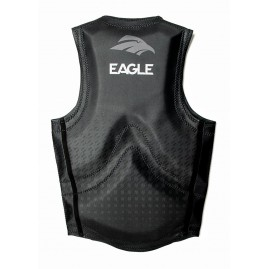 Masterline Eagle Distort Mens Water Ski Vest Black