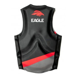 masterline Eagle Apex Mens Water Ski Vest Red