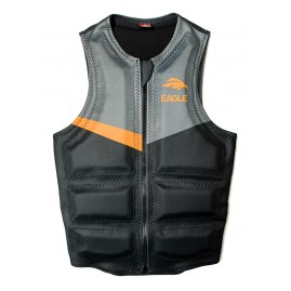 Masterline Eagle Apex Mens Water Ski Vest Orange