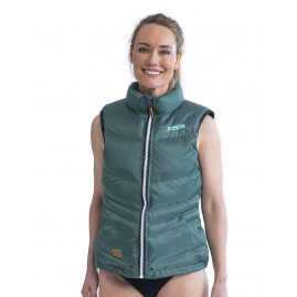 Jobe 50 Newton Bodywarmer Women Dark Teal