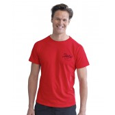 Jobe Casual T-Shirt Men Red