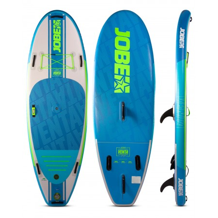 Jobe Aero Venta SUP Board 9.6 ( fin+leash+repair kit)