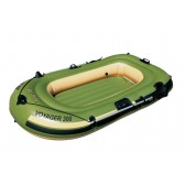 Bestway Voyager 300 Inflatable Raft/Boat - Green