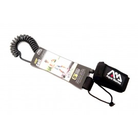 Aqua Marina Coil SUP Leash 8'/7mm