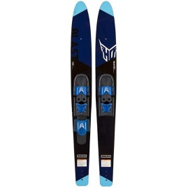 "HO 59""Blast Combo Skis w/Horseshoe Bindings Kid's"