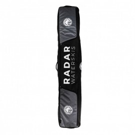 Radar Team Padded Slalom Wheelie Bag