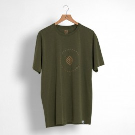 Follow S.P.R Mens Tee - Army