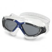 AquaSphere Vista Swimming Goggles - Smoked Lens