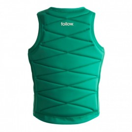 Follow Atlantis Ladies Impact Jacket - Teal