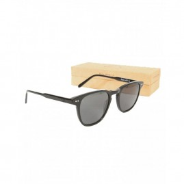 Follow Barred Sunnies - Black