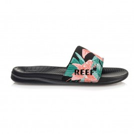 REEF One Slide Hibiscus Women